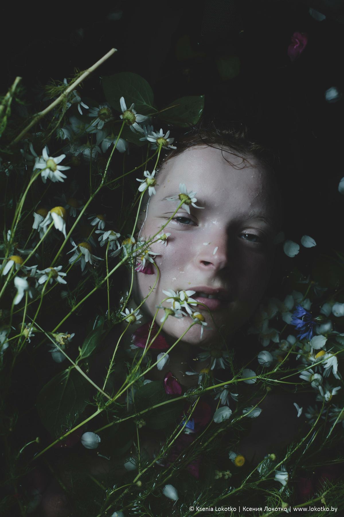 """""""Alone with myself"""". Евгений и Ксения Локотко © Фотографы. Ню. Минск."""