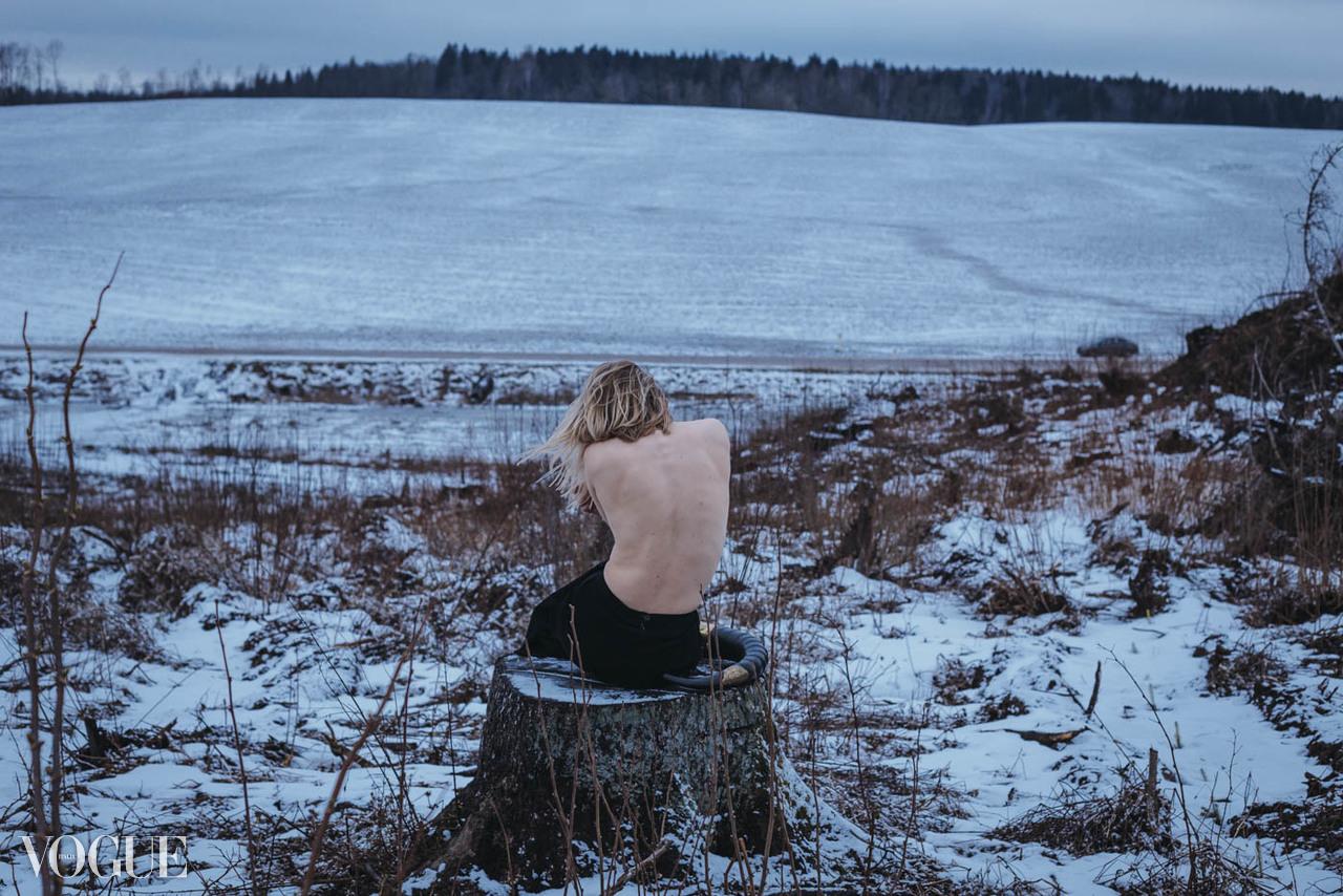 Ню фотограф Ксения Локотко. Минск.
