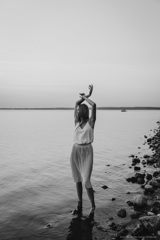 """""""Fly"""". Ксения Локотко © Фотограф. Портрет. Минск."""