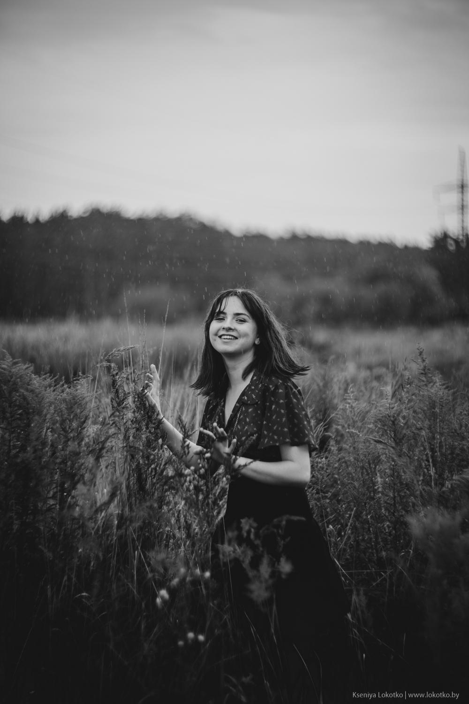 """""""Anita"""". Ксения Локотко © Фотограф. Портрет. Минск."""