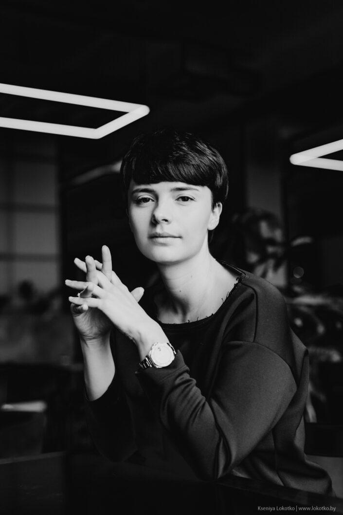 Портретный фотограф Ксения Локотко. Минск.